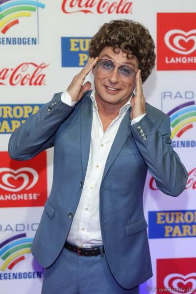Atze Schröder (Thomas Schröder) beim Radio Regenbogen Award 2018 am 23. März in der Europa-Park Arena in Rust