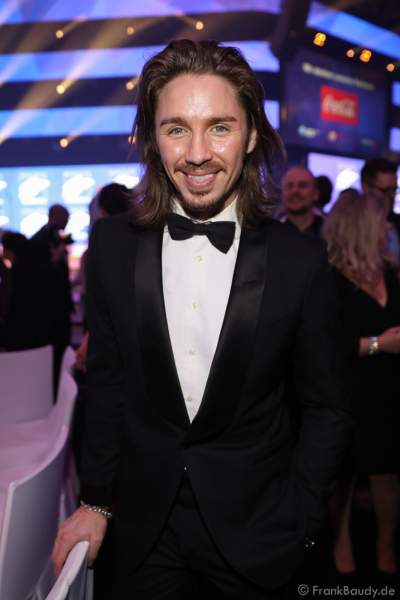 Gil Ofarim (Gil Doron Reichstadt) bei der After-Show-Party beim Radio Regenbogen Award 2018 am 23. März in der Europa-Park Arena in Rust