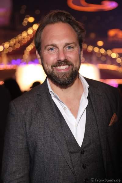 Steven Gätjen beim Radio Regenbogen Award 2018 am 23. März in der Europa-Park Arena in Rust