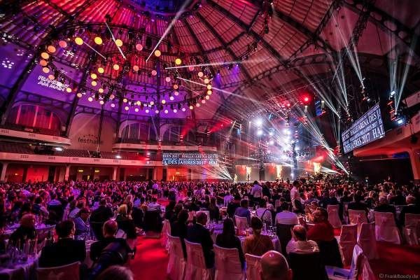 PRG Live Entertainment Award (LEA) 2018 in der Festhalle in Frankfurt