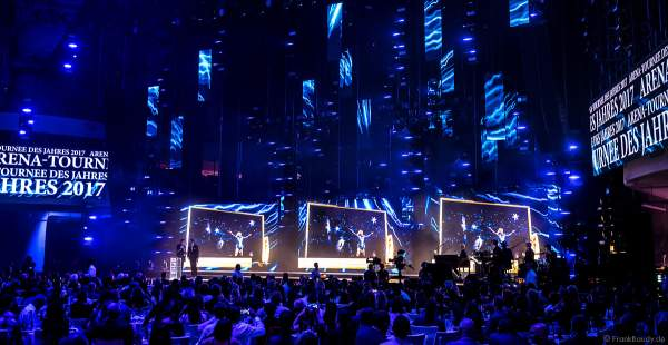 PRG LEA 2018 für Arena-Tournee des Jahres 2017 - Helene Fischer Live 2017/2018 - Semmel Concerts Entertainment GmbH und Künstlermanagement Uwe Kanthak