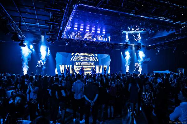 Heiße Club-Nächte mit den Night.Beat.Angels 2018 im Europa-Park