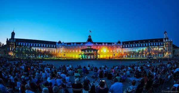 I´MMORTAL von Maxin10sity bei den Schlosslichtspielen in Karlsruhe 2018