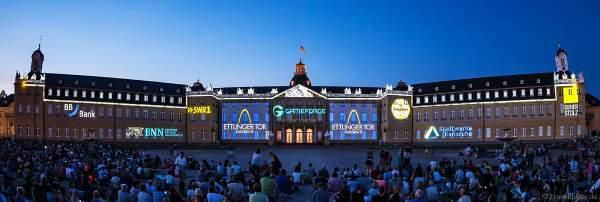 Partner und Sponsoren bei den Schlosslichtspielen 2018 in Karlsruhe