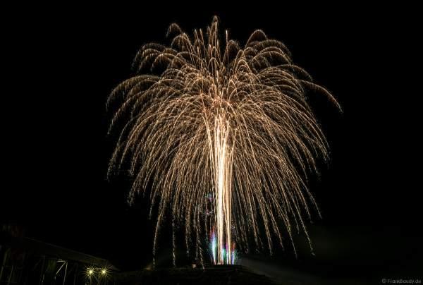 Feuerwerk beim Wurstmarkt 2018 in Bad Dürkheim