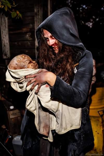 Kreaturen aus der Dunkelheit bei den Horror Nights – Traumatica 2018 zur Halloweenzeit im Europa-Park