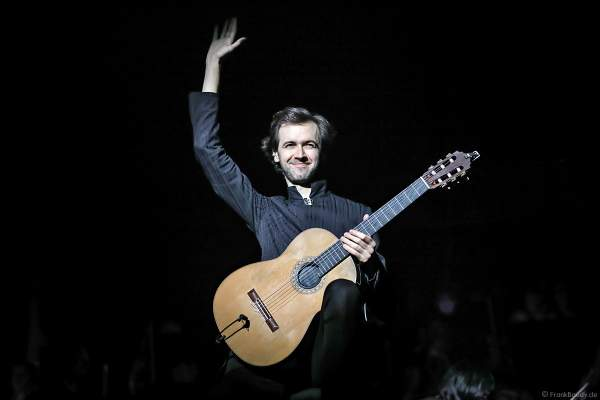 Klassiksolist Petrit Ceku bei Night of the Proms 2018 in der SAP Arena Mannheim
