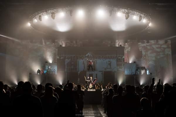 Weltpremiere neuer Show KaleidoLuna von DJ BoBo am 11. Januar 2019 in der Europa-Park Arena Rust