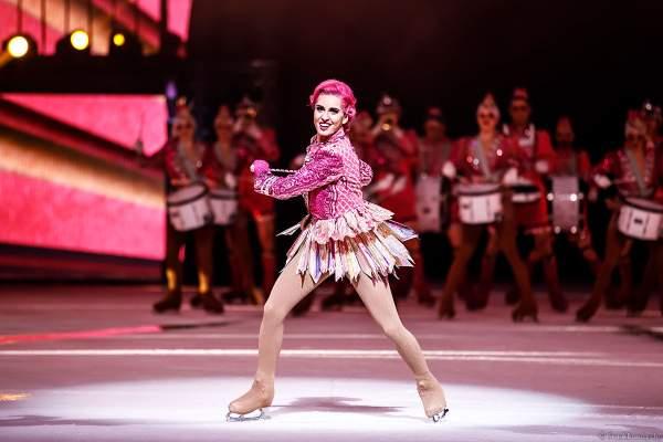 Valentina Marchei bei der Eisshow SHOWTIME von Holiday on Ice in der Festhalle Frankfurt und SAP Arena Mannheim 2018-2019