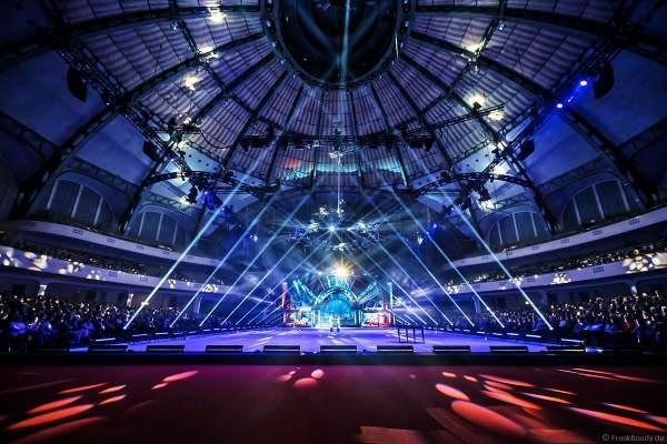 Eisshow SHOWTIME von Holiday on Ice in der Festhalle Frankfurt und SAP Arena Mannheim 2018-2019