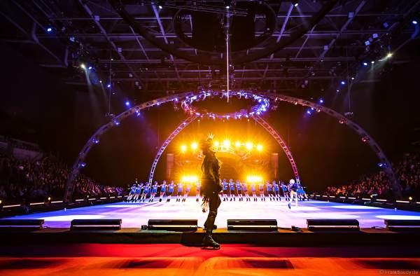 Forrest Ryan McKinnon bei der Eisshow SHOWTIME von Holiday on Ice in der Festhalle Frankfurt und SAP Arena Mannheim 2018-2019