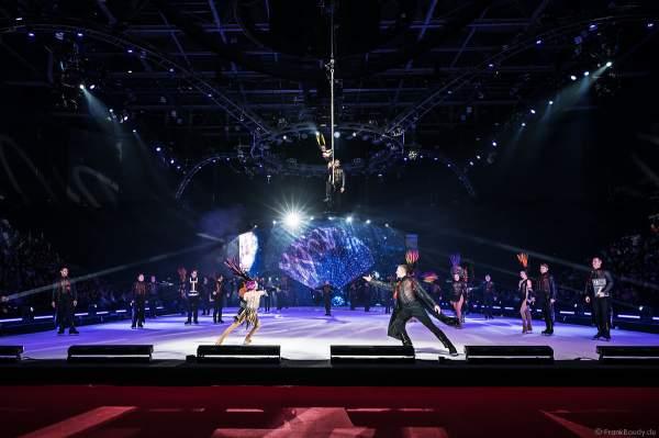 Finale der Eisshow SHOWTIME von Holiday on Ice in der Festhalle Frankfurt und SAP Arena Mannheim 2018-2019