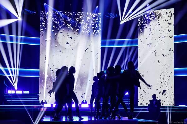 Opening beim Miss Germany 2019 Finale in der Europa-Park Arena am 23.02.2019