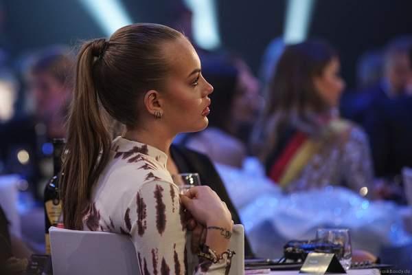 It-Girl und Model Cheyenne Savannah Ochsenknecht beim Miss Germany 2019 Finale in der Europa-Park Arena am 23.02.2019