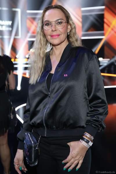 Natascha Ochsenknecht beim Miss Germany 2019 Finale in der Europa-Park Arena am 23.02.2019