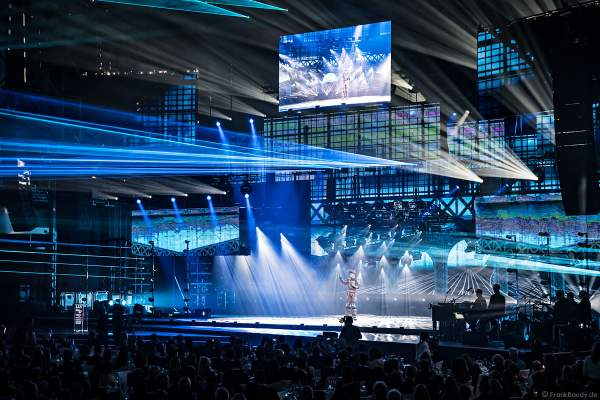 "Musical ""Starlight Express"" beim PRG Live Entertainment Award (LEA) 2019 in der Festhalle in Frankfurt"