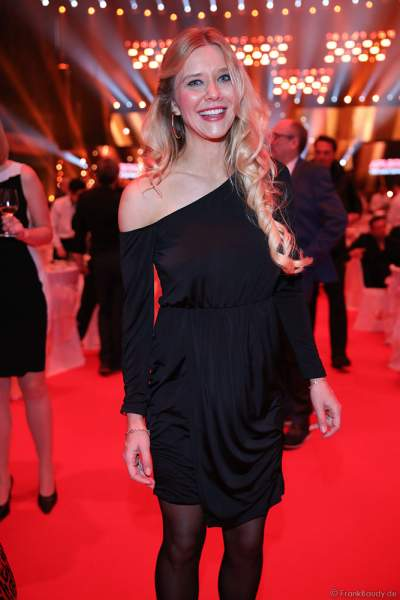 Laura Karasek auf der After-Show-Party beim PRG Live Entertainment Award (LEA) 2019 in der Festhalle in Frankfurt