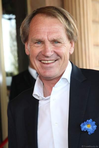Skirennläufer Markus Wasmeier bei der Eröffnungsfeier des neuen Themenhotel Kronasar im Europa-Park in Rust am 24.05.2019