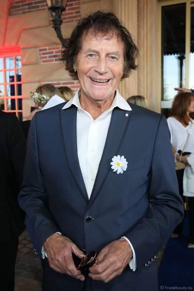 Franz Lambert bei der Eröffnungsfeier des neuen Themenhotel Kronasar im Europa-Park in Rust am 24.05.2019