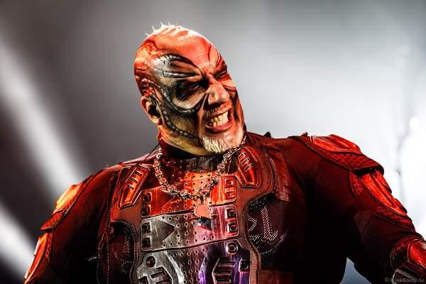 Leon Fuller bei der Eisshow THE TRAUMATICA SHOW bei den Horror Nights 2019 im Europa-Park