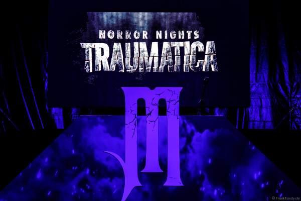 Show: Myra Moon Mistress mit ihren Moon Servants bei den Horror Nights - TRAUMATICA 2019 im Europa-Park