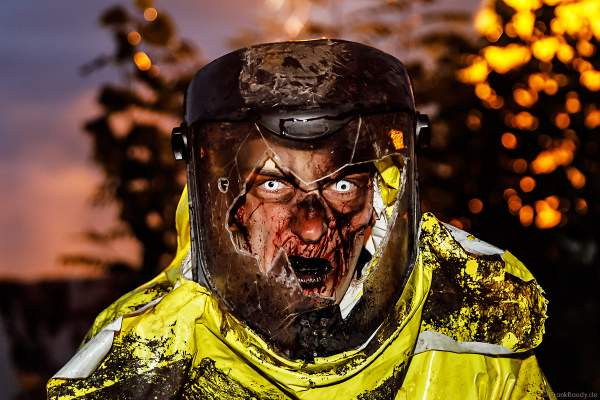 Scarezone No Man´s Land bei den Horror Nights - TRAUMATICA 2019 im Europa-Park