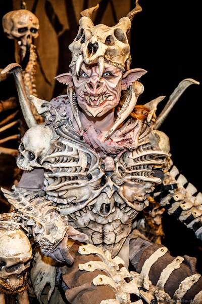 Ghouls bei den Horror Nights - TRAUMATICA 2019 im Europa-Park