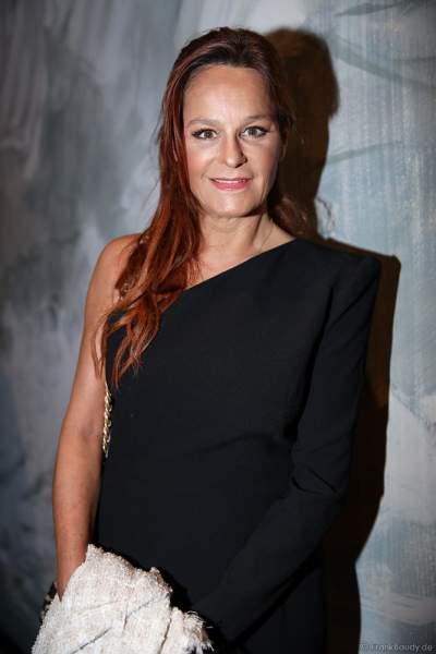 Andrea Berg beim 70. Geburtstag des Europa-Park-Gründers Roland Mack am 12.10.2019 in Rust