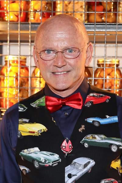 Schweizer Künstler Rolf Knie beim 70. Geburtstag des Europa-Park-Gründers Roland Mack am 12.10.2019 in Rust