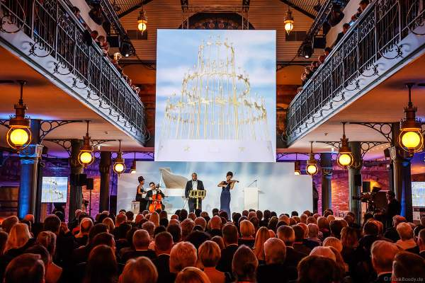 Festrede anlässlich des 70. Geburtstages von Europa-Park-Gründer Roland Mack am 12.10.2019 in Rust