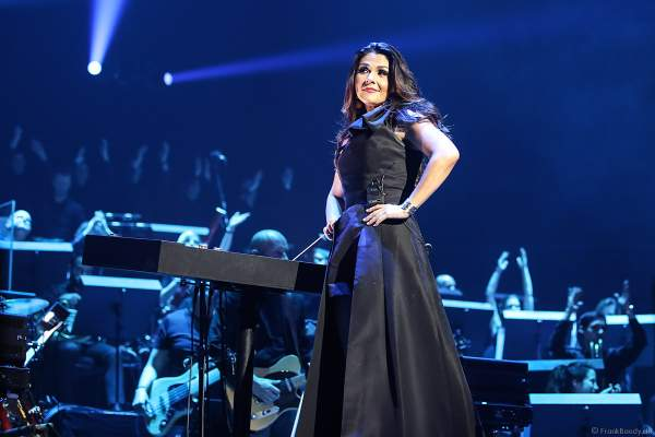 Alexandra Arrieche bei Night of the Proms 2019 in der SAP Arena Mannheim