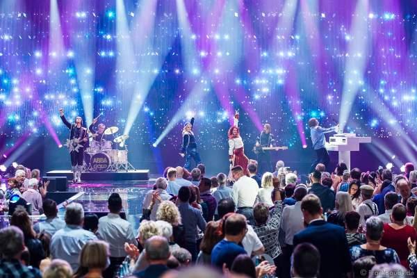 Abba Gold – The Concert Show bei der Silvestershow 2019/2020 in der Baden-Arena - Messe Offenburg