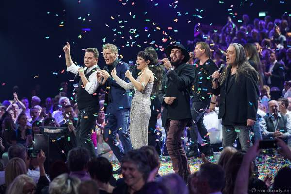 Silvestershow 2019/2020 in der Baden-Arena - Messe Offenburg