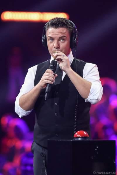 Stefan Mross bei der Silvestershow 2019/2020 in der Baden-Arena - Messe Offenburg