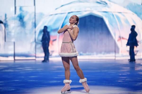 Natalia Ogoreltseva bei der Eisshow SUPERNOVA von Holiday on Ice in der Festhalle Frankfurt und SAP Arena Mannheim 2019-2020