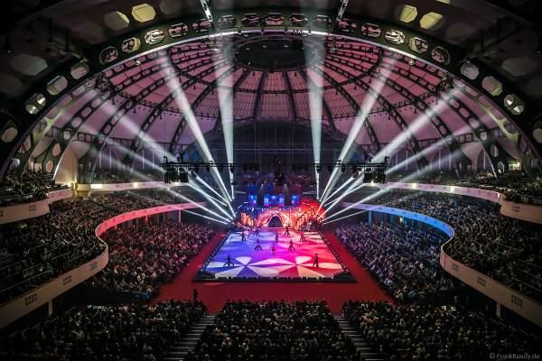 Eisshow SUPERNOVA von Holiday on Ice in der Festhalle Frankfurt 2019-2020