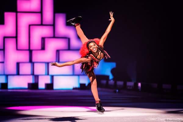 Mariyah Gerber bei der Eisshow SUPERNOVA von Holiday on Ice in der Festhalle Frankfurt und SAP Arena Mannheim 2019-2020
