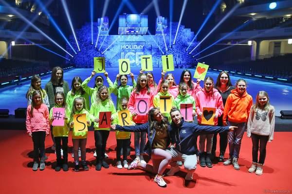 Eisshow SUPERNOVA von Holiday on Ice in der Festhalle Frankfurt 2020