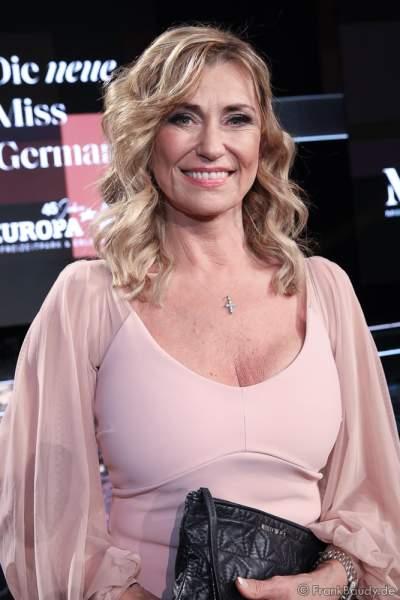 Jurymitglied: Dagmar Wöhrl bei der Miss Germany 2020 Wahl am 15.02.2020 in der Europa-Park Arena Rust