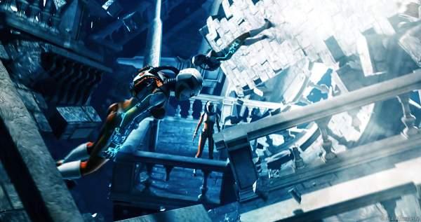 """Szenenbild von """"Mission: Rulantica"""" des VR-Erlebnis YULLBE im Europa-Park"""