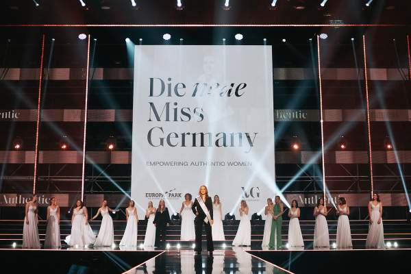 Miss Germany 2021 Finale in der Europa-Park Arena