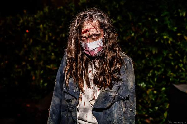 Horror Nights - TRAUMATICA 2021 bei Halloween im Europa-Park in Rust