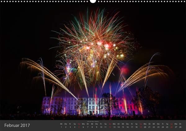Feuerwerk-Fotokalender 2017 Februar 03
