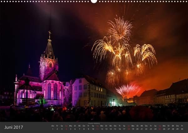 Feuerwerk-Fotokalender 2017 Juni 07
