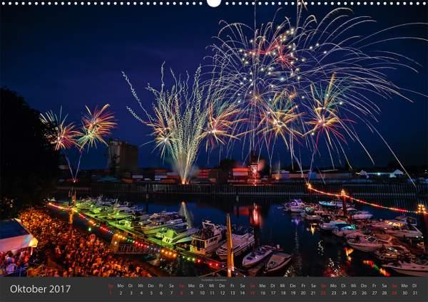 Feuerwerk-Fotokalender 2017 Oktober 11