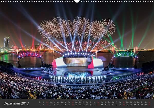 Feuerwerk-Fotokalender 2017 Dezember 13