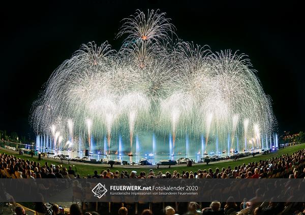 Feuerwerk Fotokalender 2020 - Cover